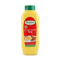 Develey Mustard Medium Hot 875ml - Germany*