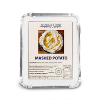 Frozen Habibi Mashed Potato 350g*