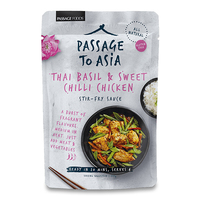 Passage to Asia Thai Basil & Sweet Chilli Stir-fry Sauce 200g - Aus*