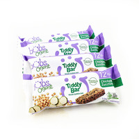 Bubs Organic Tiddly Bar Chickpea & Zucchini 12+Months 4pieces*