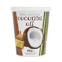 Blue Coconut Cooking Oil 400g*