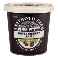 Anathoth Farm Boysenberry Jam 455g*