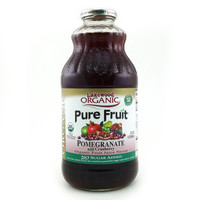 Lakewood Organic Pomegranate Cranberry Juice 946ml*