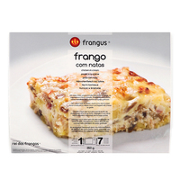 Frozen Rei Dos Frangos Chicken in Cream 350g - Portugal*