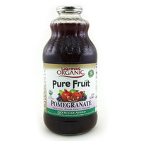 Lakewood Organic Pomegranate Blend Juice 946ml*