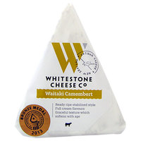 NZ Whitestone Waitaki Camembert Cheese 110g*