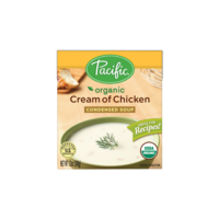 Pacific Organic Condensed Cream of Chicken 340g*