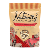 Naturally Yarra Valley Almond, Cranberry & Chia Muesli 500g - Aus*