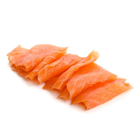 Norwegian Smoked Premium Sliced Salmon 100g*