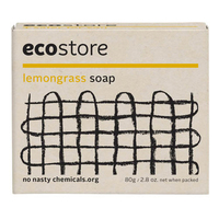 Ecostore Lemongrass Soap 80g - NZ*