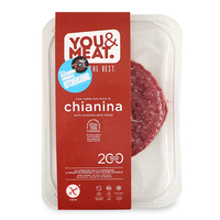 Frozen You & Meat Chianina Beef Burger (1pc) 200g - Italy*