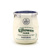 Killowen Farm Handmade Natural Live Yogurt 120g - Ireland*