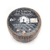 Spain Manchego D.O Reserva (6-8m)