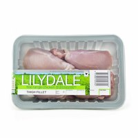 Frozen Lilydale Chicken Thigh