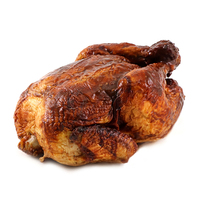 Frozen Habibi Roasted Whole Chicken with BBQ- HK*