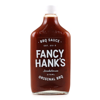 Fancy Hanks Original BBQ Sauce 375ml - Aus*