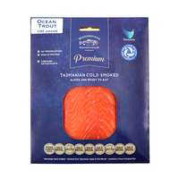 Woodbridge Atlantic Cold Smoked Sliced Ocean Trout 100g - AUS*