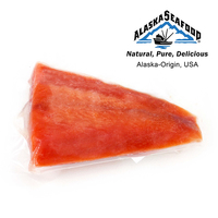 Frozen US Alaska Wild Sockeye Salmon for Babies 100g*