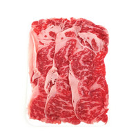 Frozen AUS Tajima Wagyu Beef Sliced Sirloin M7+ for hot pot 150g*