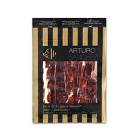 100% Iberico Acorn-fed (Bellota) Hand Craved Ham (cured 40-60m) 100g*