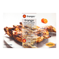 Frozen Rei Dos Frangos Grilled Chicken with Orange Sauce (with sleeves) 740g - Portugal*