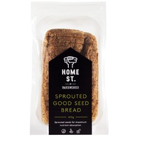 Home St. GF Sprouted Good Seed Bread 470g*