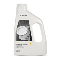 Ecostore Lemon Dishwash Powder 1kg - NZ*