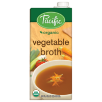 Pacific Organic Vegetable Broth 946ml*