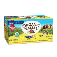 Organic Valley Lightly Unsalted Butter 454g*