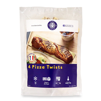 Frozen France Bon Chef Pizza Twists (4pcs) 360g*