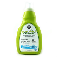 Greenshield Organic Laundry Detergent (Free & Clear) 1470ml*
