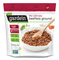 Frozen Gardein Ultimate Beefless Ground 388g*