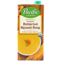 Pacific Organic Creamy Butternut Squash Soup 946ml*