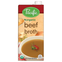 Pacific Organic Beef Broth 946ml*