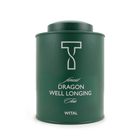 WITAL Dragon Well Longing Metal Tin 100g*