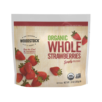 Frozen Woodstock Organic Strawberries*