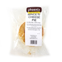 Frozen Phoenix GF Mince & Cheese Pie 180g*