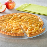 "Frozen Traditional Apple Tart ""Hand Placed"" 1kg*"