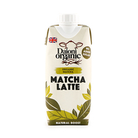 Daioni Organic Matcha Latte 330ml - UK*