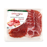 Italian Negrini Mix Cold Cuts (Cured Ham, Salami Milano, Coppa) 120g*