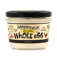 Yarra Valley Whole Egg (Free Range) Mayonnaise 180g - Aus*