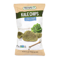 Simply 7 Kale Chips Sea Salt 99g - US*
