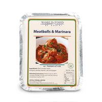 Frozen Habibi Meat Ball with Tomato Sauce 500g - HK*