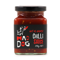 Yarra Valley Mad Dog Chilli Sauce 290g - Aus*