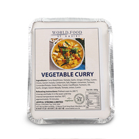 Frozen Habibi Vegetable Curry 500g - HK*