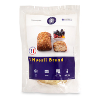 Frozen France Bon Chef Muesli Bread (1pc) 280g*