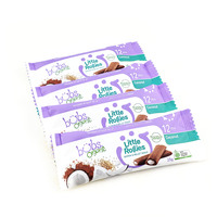 Bubs Organic Little Rollies Quinoa & Millet Snack - Coconut 12+Months 4pieces*