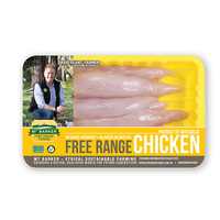 Frozen Aus MT Barker Chicken Fillet 400g*