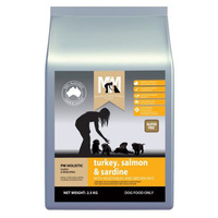 MFP Turkey, Salmon & Sardine Puppy Food 2.5 kg*