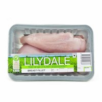 Frozen Lilydale Chicken Breast